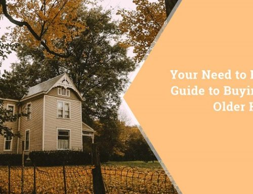Your Need to Know Guide to Buying an Older Home