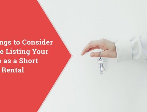 5 Things to Consider Before Listing Your Home as a Short Term Rental
