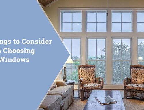 7 Things to Consider When Choosing New Windows