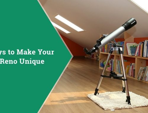 3 Ways to Make Your Attic Reno Unique
