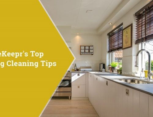 HomeKeepr's Top Spring Cleaning Tips