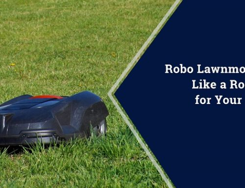 Robo Lawnmowers: Like a Roomba for Your Lawn