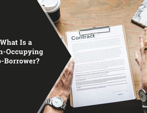 What Is a Non-Occupying Co-Borrower?