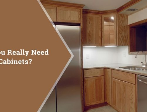 Do You Really Need New Cabinets?