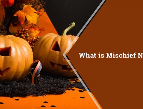 What is Mischief Night?