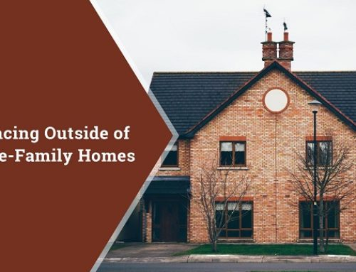 Financing Outside of Single-Family Homes