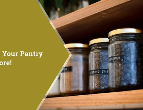 Make Your Pantry Do More!