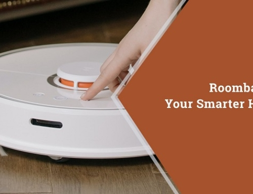 Roomba and Your Smarter Home