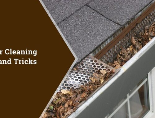 Gutter Cleaning Tips and Tricks