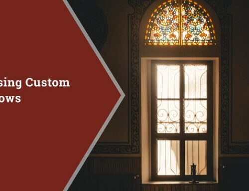 Choosing Custom Windows