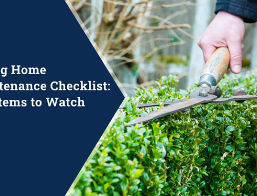 Spring Home Maintenance Checklist: Top Items to Watch