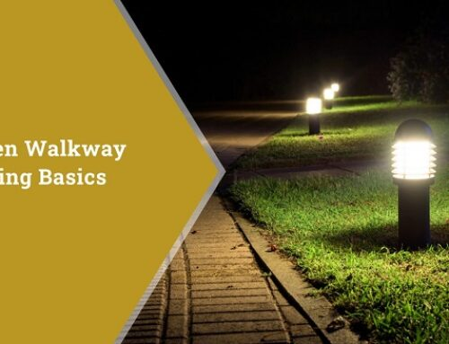 Garden Walkway Lighting Basics
