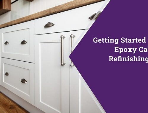 Getting Started With Epoxy Cabinet Refinishing Kits